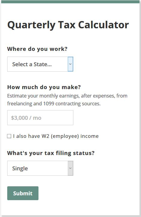 Should You Be Paying Quarterly Tax? | Millennial Moderator