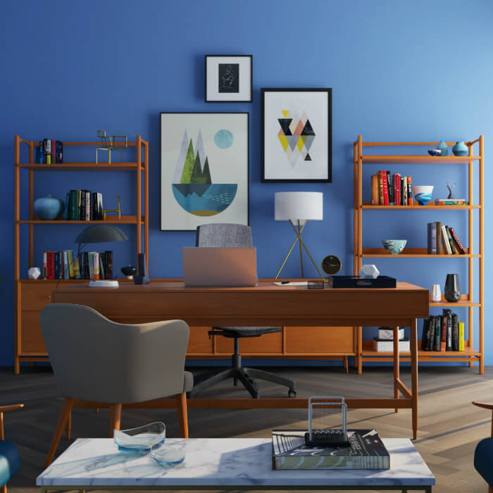 10 Easy Ways to Upgrade Your Home Office